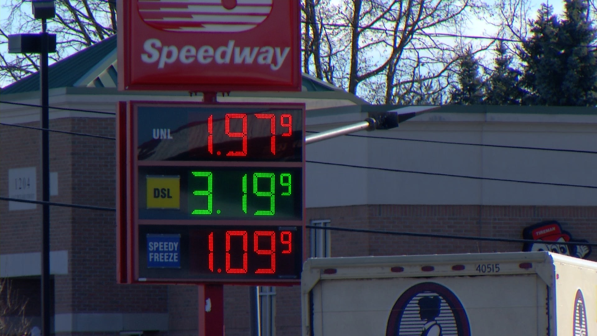 As Holiday Travel Begins Mt Pleasant Holds State S Cheapest Gas 9 10 News