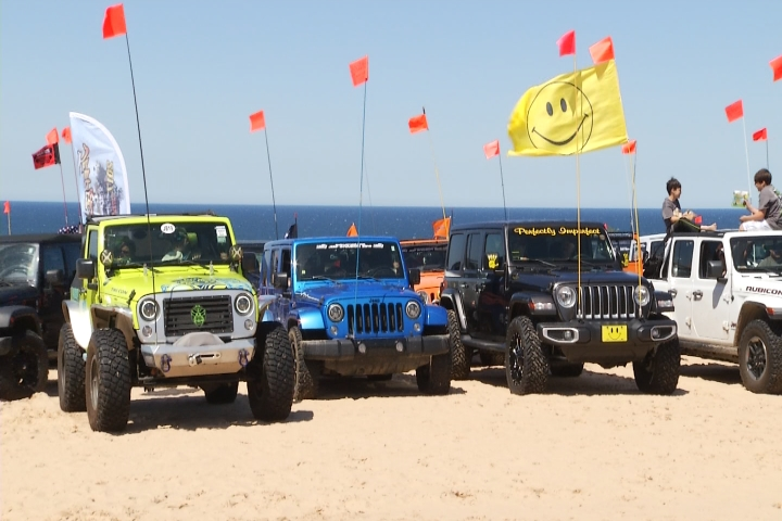 Off Roading Takes Over Mears For Silver Lake Jeep Invasion 9