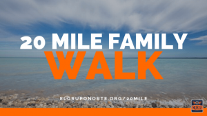 Norte 20 Mile Family Walk