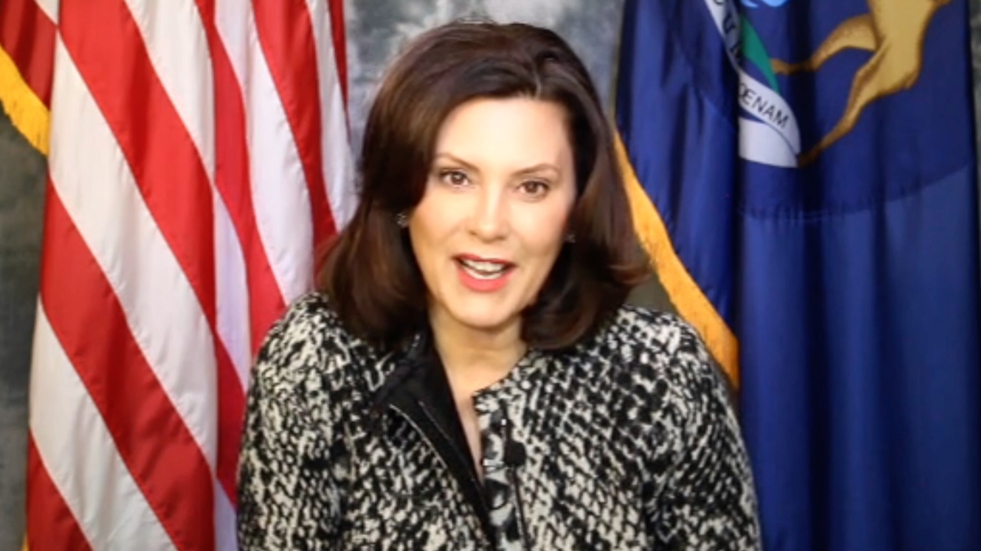Watch Live Gov Gretchen Whitmer To Address State At 3 P M 9 10 News
