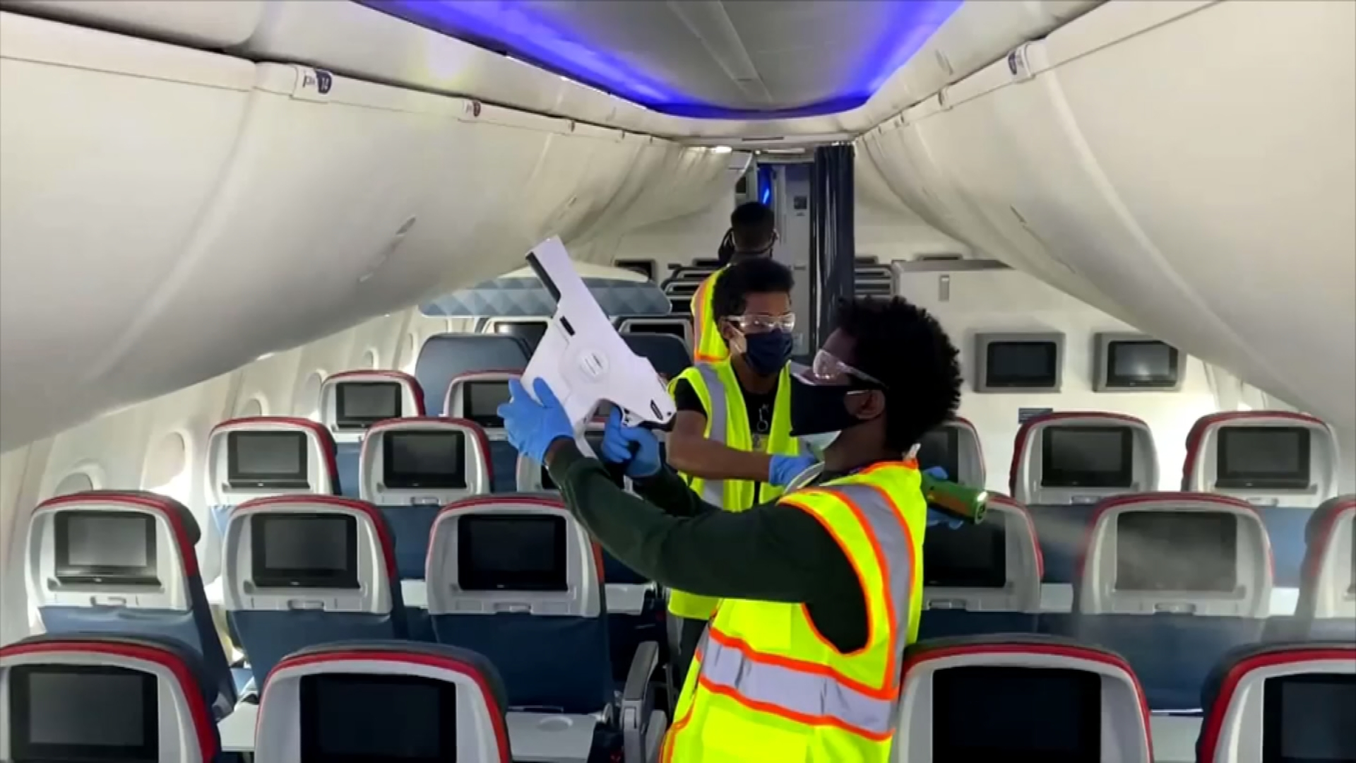 Airlines Enact New Regulations For Pandemic 9 10 News