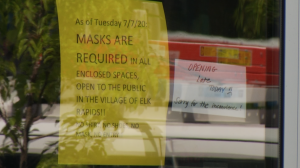 Elk Rapids Masks 1