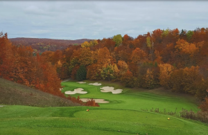 Golf In The Fall