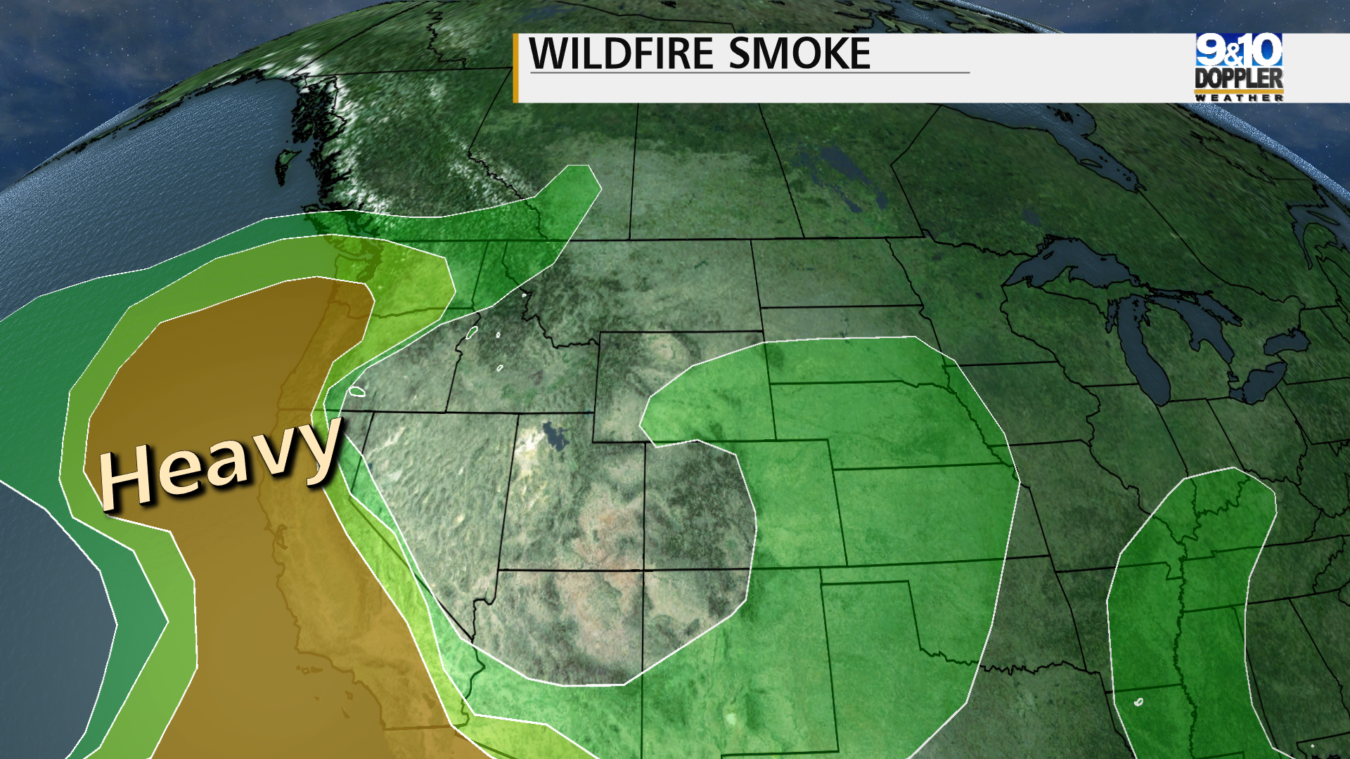 Canadian Fires