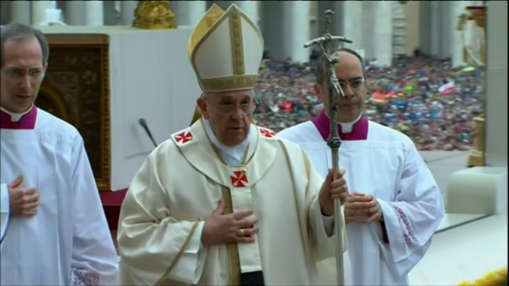 Pope Gets Poked Vo 12 40240