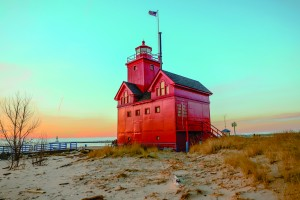 The 2021 Lake Michigan Lighthouse Map Circle Tour Now Available
